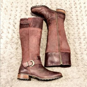 Timberland Bethel Buckle boots paid $225 size 8